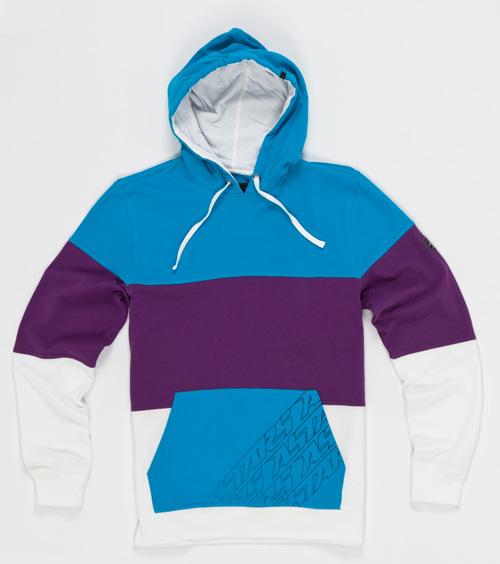 Trip 5 Hoodie Sweatshirt Midnight blue Alpinestars
