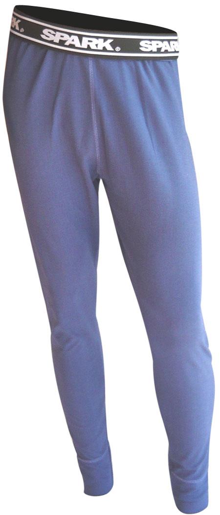 Spark Meraklon Isofil fiber underwear trousers Blue