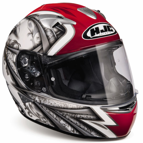 HJC IS16 Touring MC1 full face helmet
