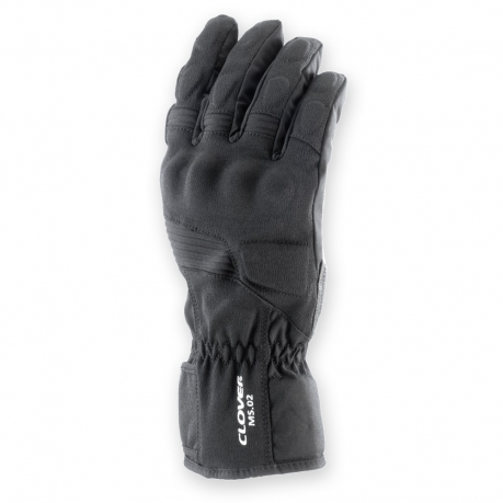 Gloves Waterproof WP Black Clover MS-02