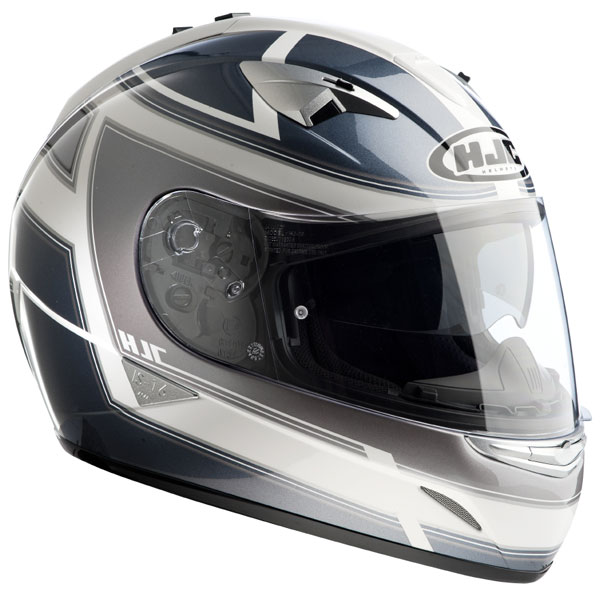 HJC IS16 Pike MC10 full face helmet
