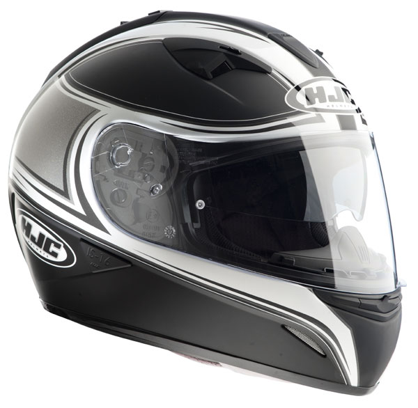 Casco integrale HJC IS16 Sentry MC5