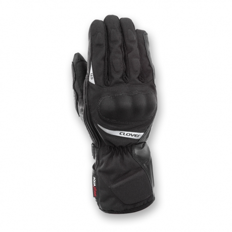 Gloves Waterproof WP Black Clover GTI