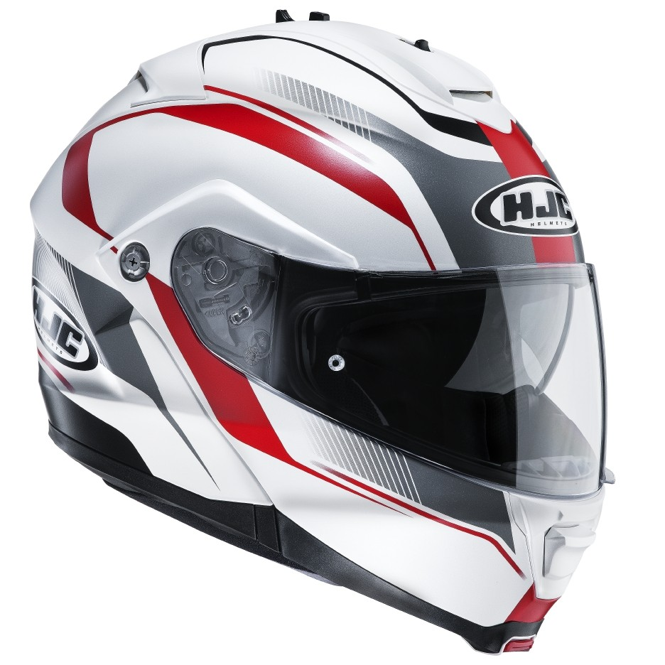 HJC ISMAX II flip off helmet Elements MC1SF