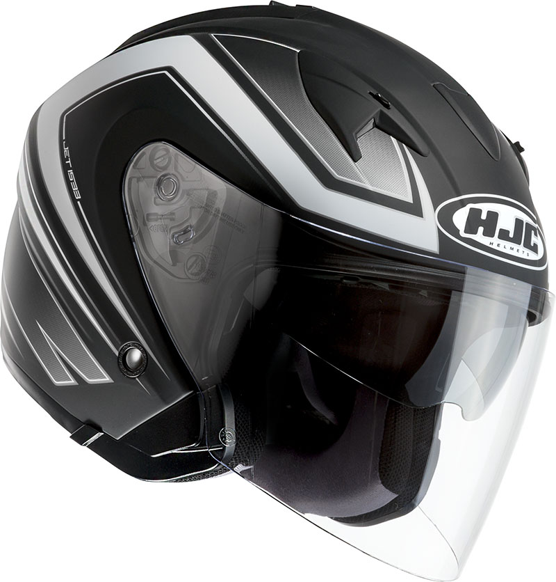 Casco jet HJC IS33 Combi MC5F