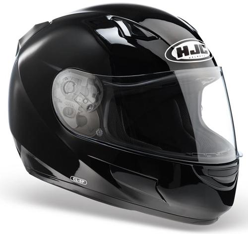 HJC CLSP fullface helmet Black