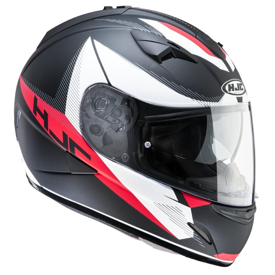 HJC TR1 full face helmet Revolt Mc1F