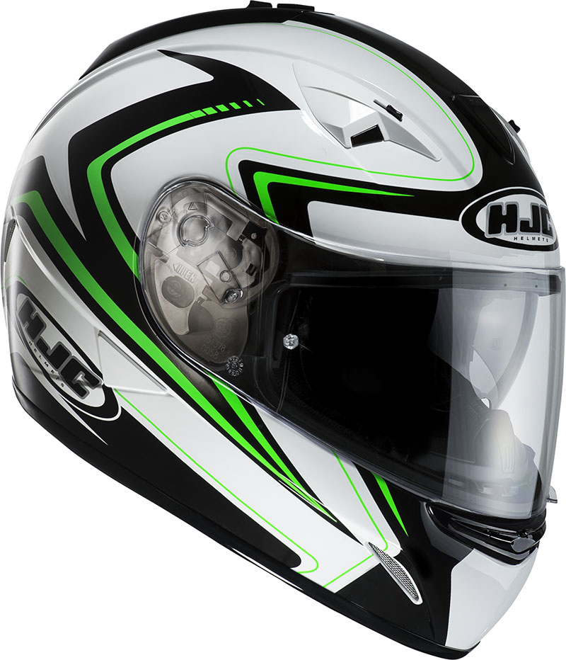 Casco integrale HJC TR-1 Blade MC4