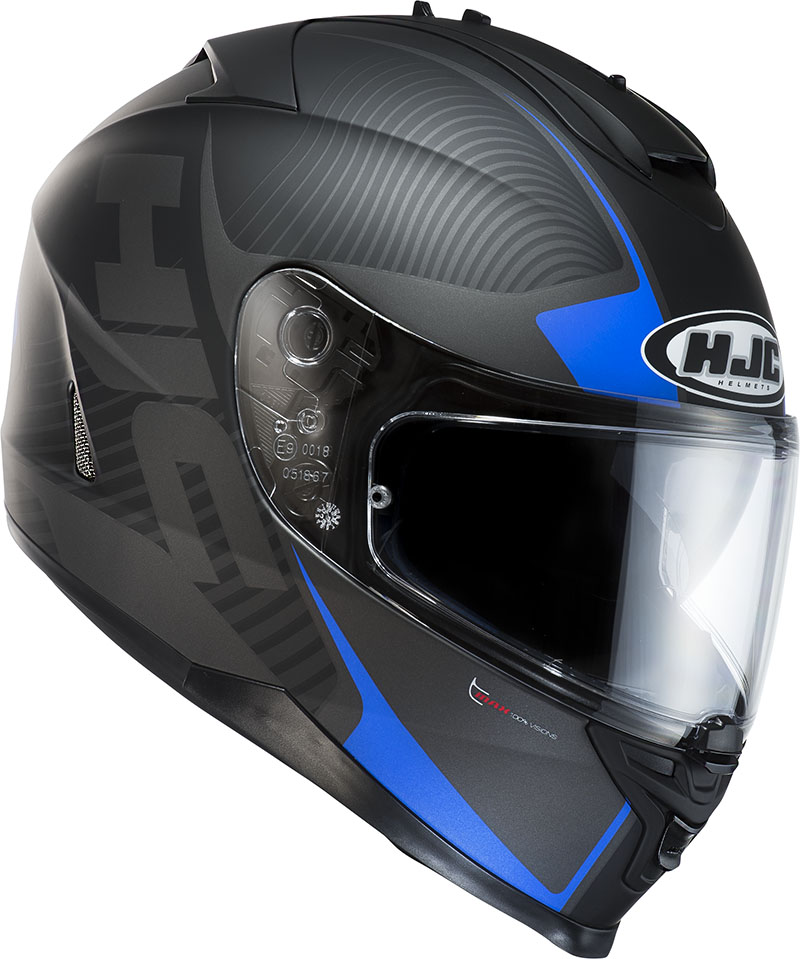 Casco integrale HJC IS17 Mission MC2F