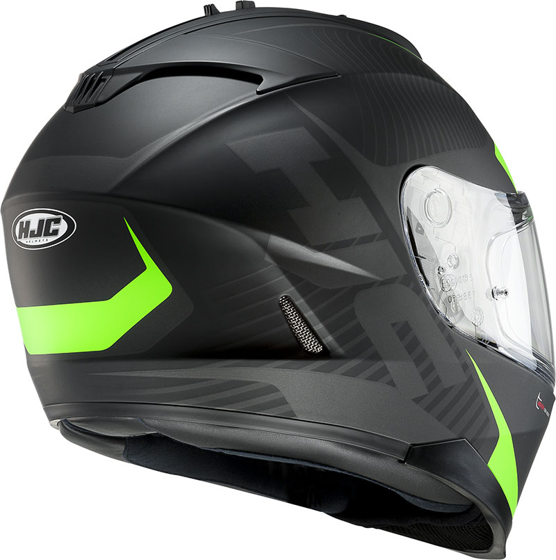 Casco integrale HJC IS17 Mission MC4F