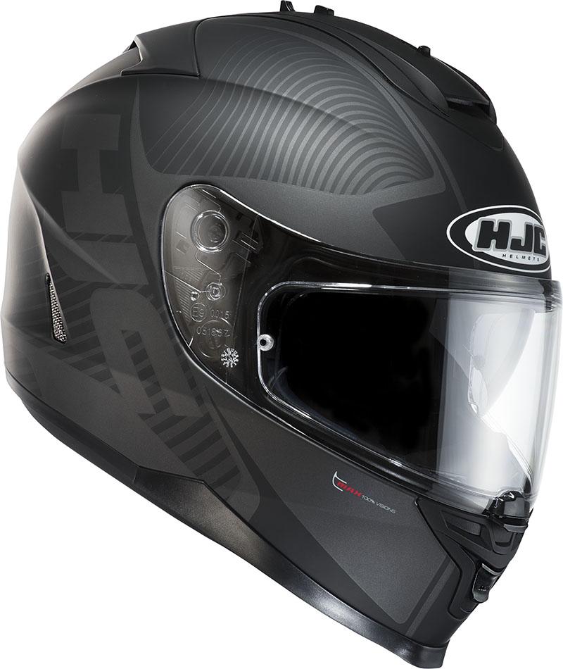 Full face helmet HJC IS17 Mission MC5F