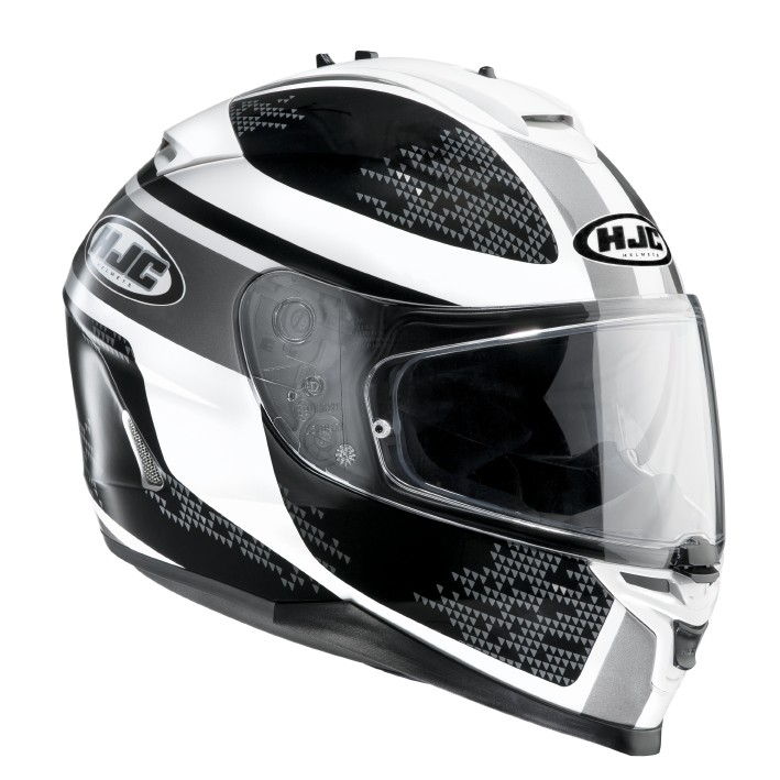 HJC IS17 full face helmet Paru MC5