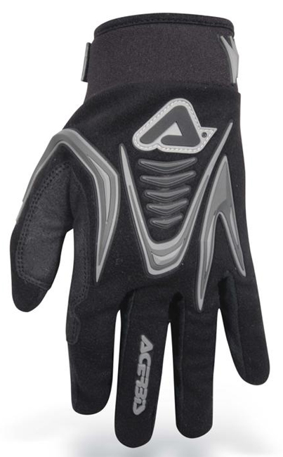 Acerbis SCUBA off road gloves Black