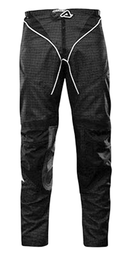 Pantaloni moto-cross Acerbis KORP Big Boy Nero