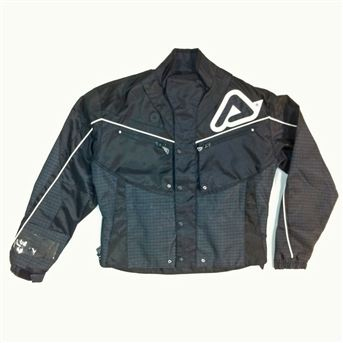 Acerbis KORP off road jacket Black