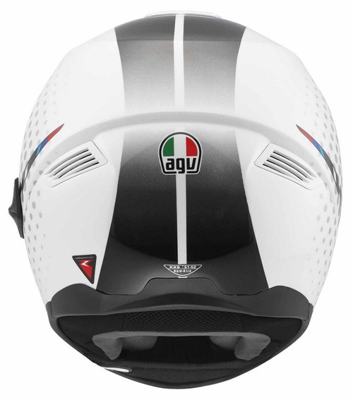 Agv Strada Multi Techno fullface helmet white