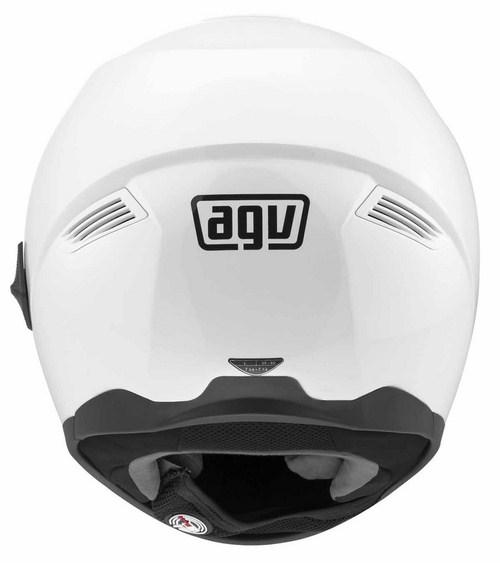Agv Strada Mono fullface helmet white