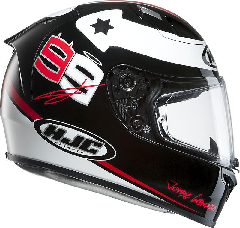 Full face helmet HJC FG17 X-Fuera MC1