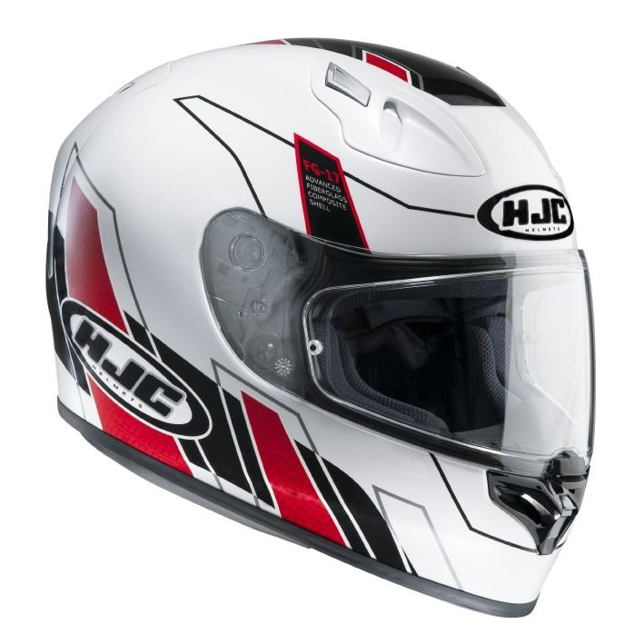 HJC FG17 full face helmet Zodd Mc1