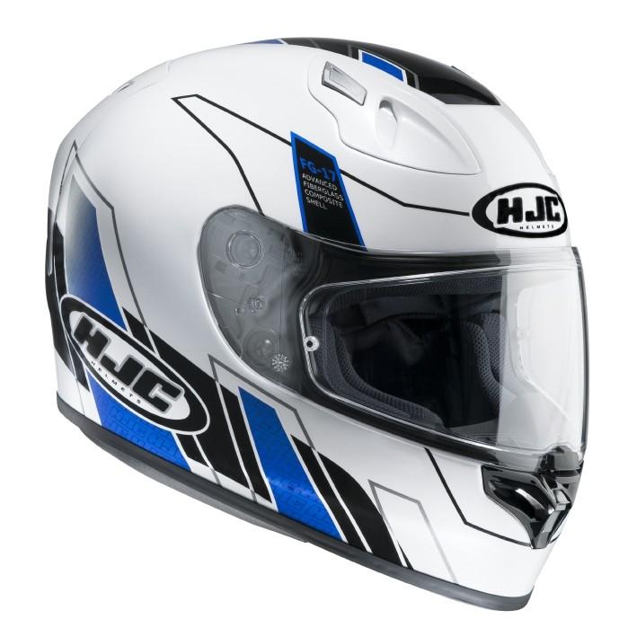 HJC FG17 full face helmet Zodd Mc2