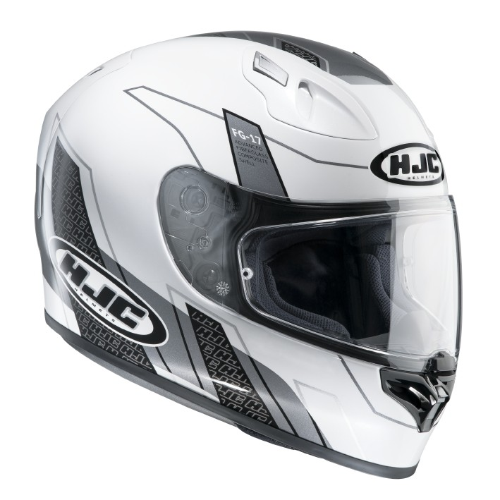 HJC FG17 full face helmet Zodd MC10