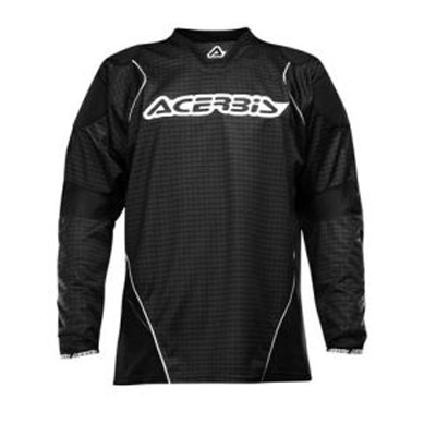 Acerbis KORP off road shirt Black