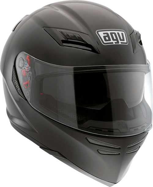Agv Horizon Mono full-face helmet black