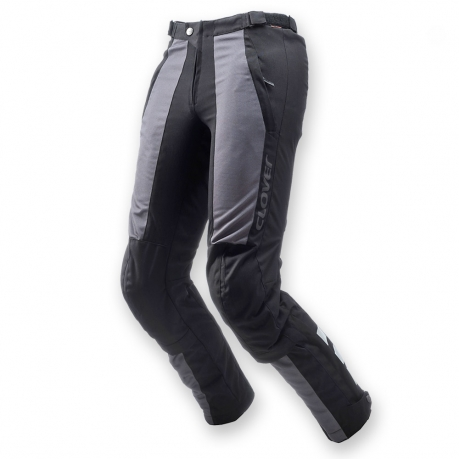Motorcycle trousers summer AirJet Black Clover