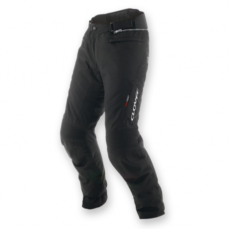 Motorcycle trousers Storm WP Black Clover