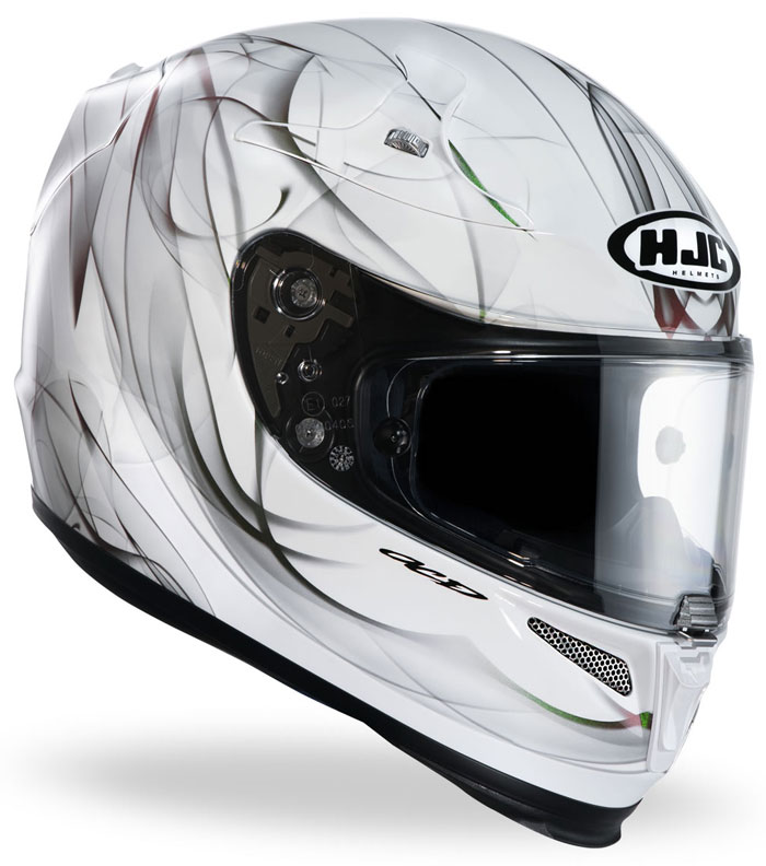 HJC full face helmet RPHA 10 Plus Oria MC10