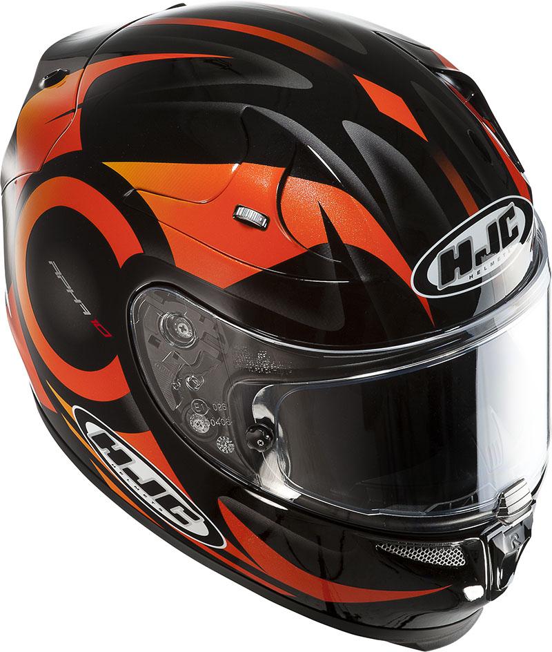HJC full face helmet RPHA 10 Plus Fury MC7