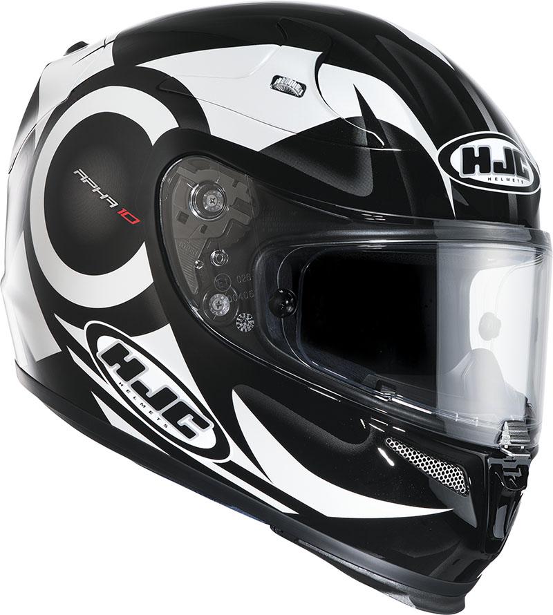 HJC full face helmet RPHA 10 Plus Fury MC10
