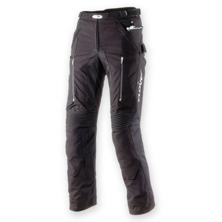 Pantaloni moto donna Clover GT-Pro Lady 3 strati Nero