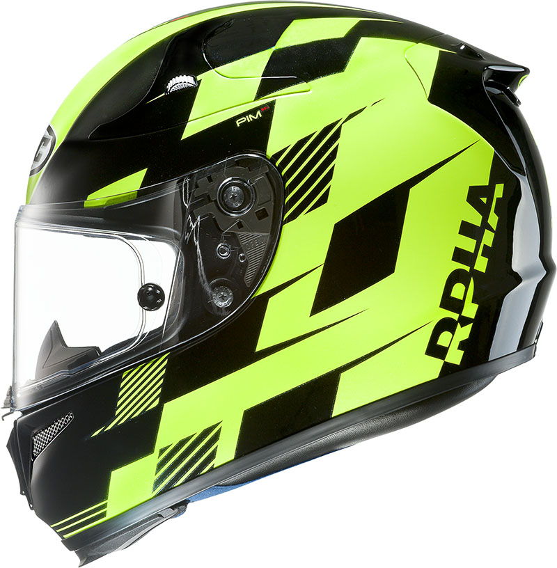 Casco integrale HJC RPHA 10 Plus Tibueron MC4H