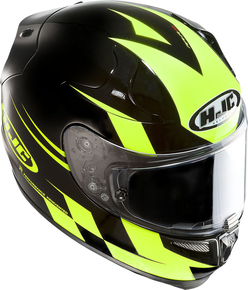 HJC full face helmet RPHA 10 Plus Tibueron MC4H