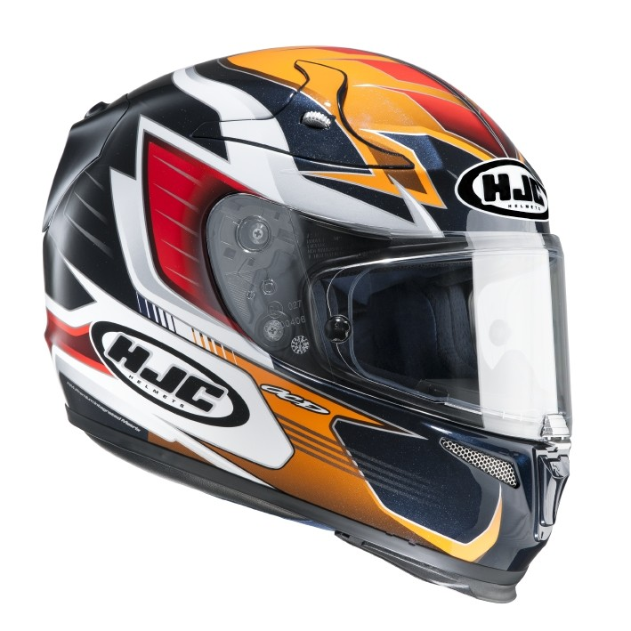 HJC RPHA 10 Plus full face helmet Elsword MC7