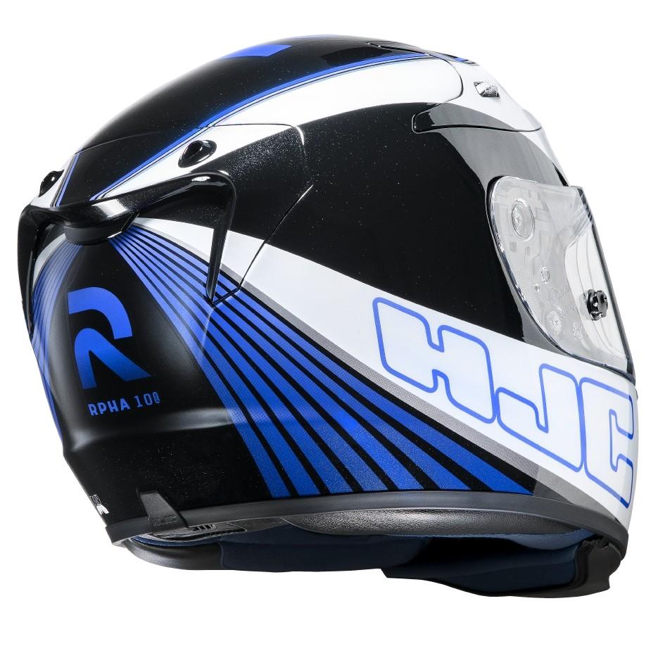 HJC RPHA 10 Plus full face helmet Serpens MC2