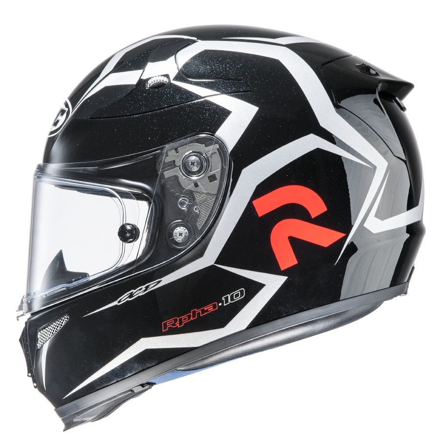 HJC RPHA 10 Plus full face helmet Aquilo MC5