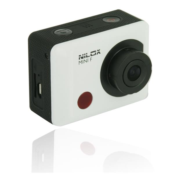 Camera Nilox Mini F Action Cam White