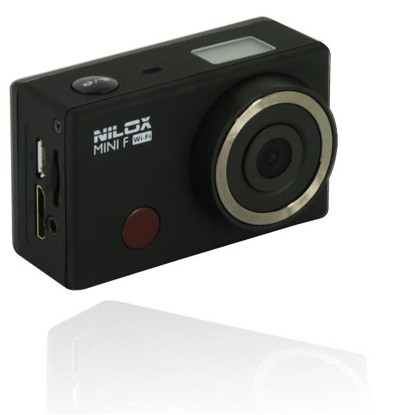 Camera Nilox Mini F WiFi Action Cam Black
