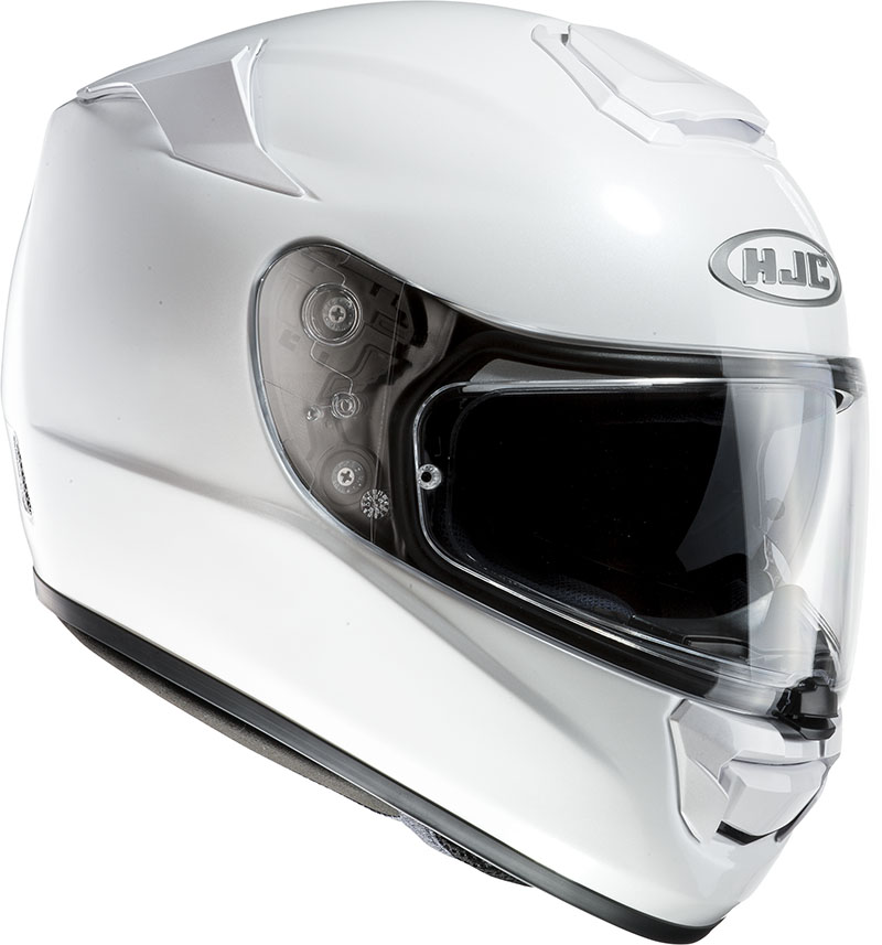 HJC full face helmet RPHA ST Pearl White