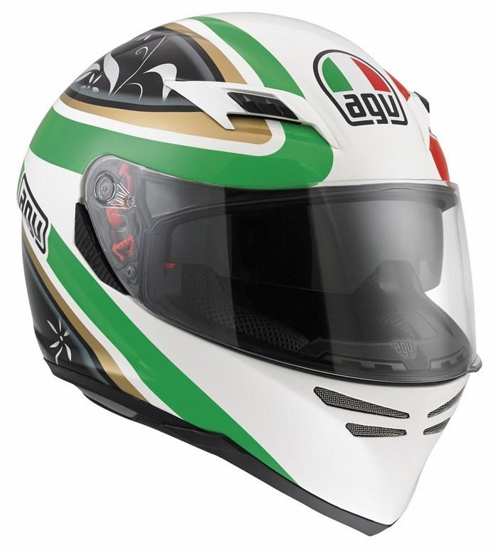 Agv GT Skyline Multi Wings Italy helmet