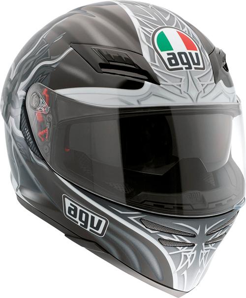 Casco moto Agv Skyline Multi Sun nero-gunmetal