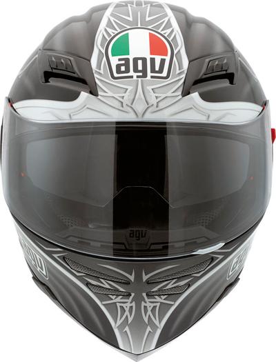 Agv Skyline Multi Sun full-face helmet black-gunmetal