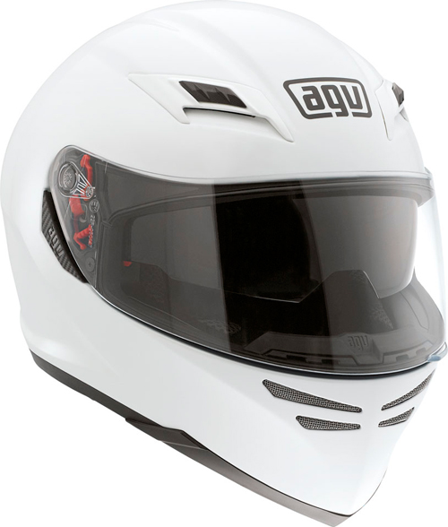 Agv Skyline Mono full-face helmet white