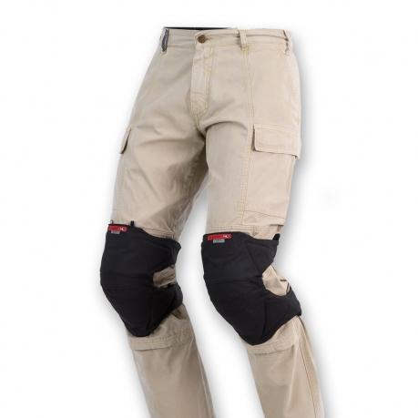Ginocchiere Clover Knee-Pro Nero