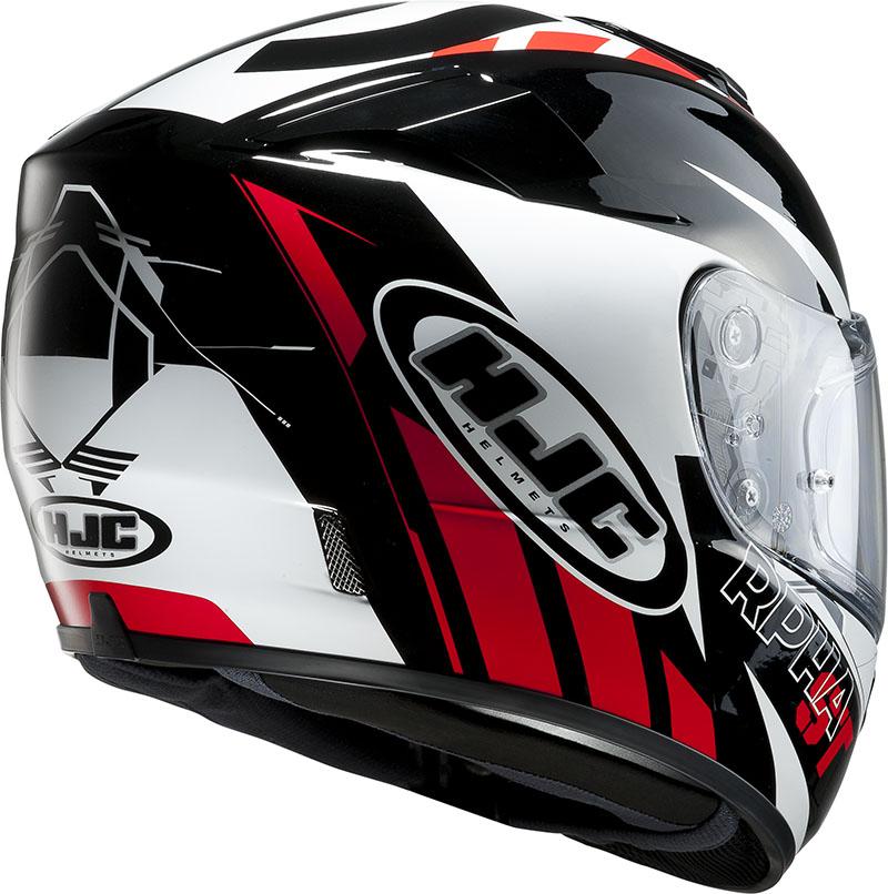HJC full face helmet RPHA ST Rugal MC1
