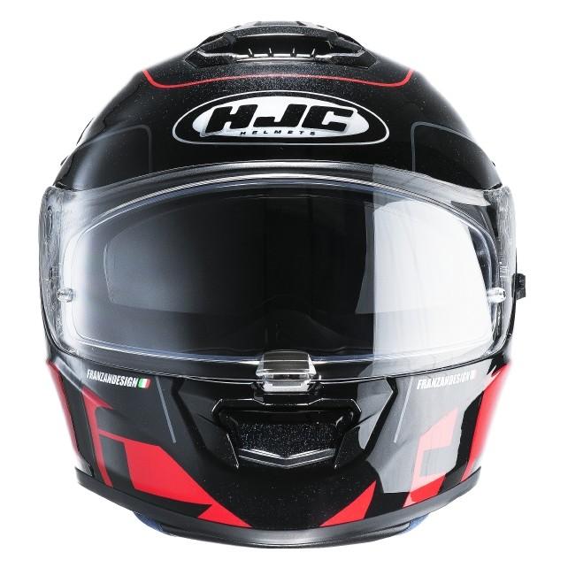 HJC RPHA ST full face helmet Balmer MC1