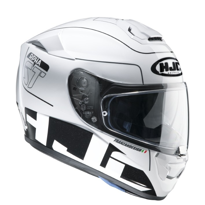 HJC RPHA ST full face helmet Balmer MC10