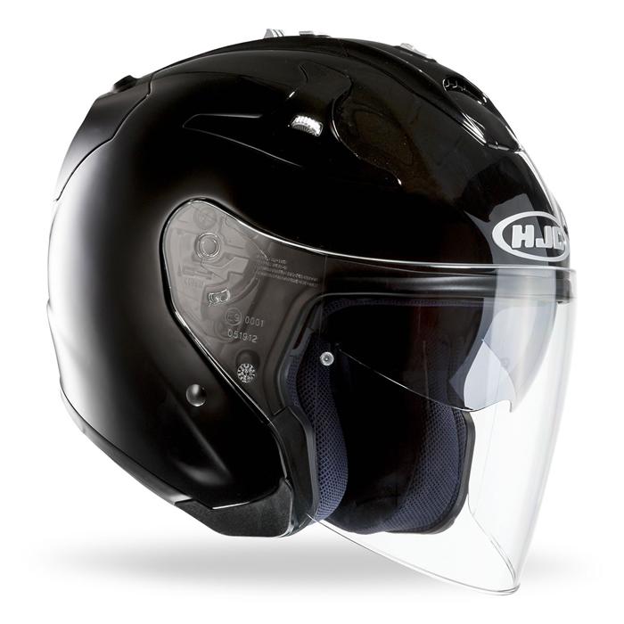 Jet Helmet HJC FG JET Black